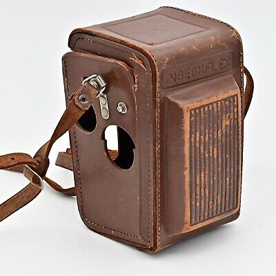 PigeonFlex Fitted Leather Eveready Case Brown