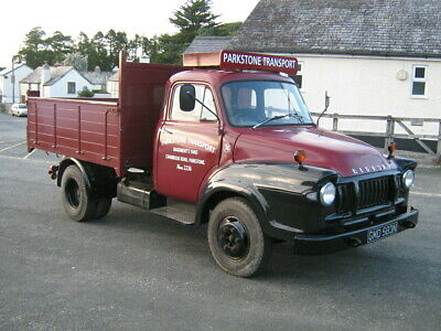 1974 Bedford J Type diesel tipper truck. Tax and MOT exempt.