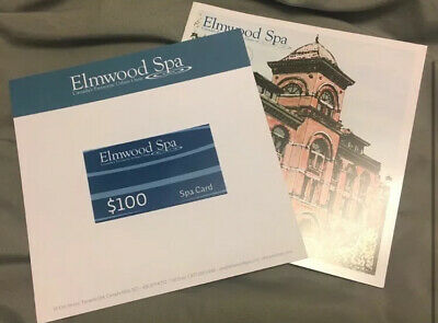$100 VALUE FOR $80 - Elmwood Spa Giftcard