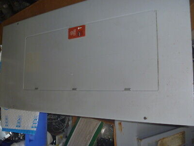 GE General Electric Circuit Breaker Panel Box Cover