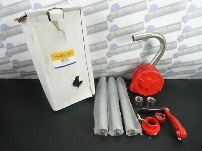 WORKSMART Syphon Type Rotary Pump WS-PU-ROTA1-100 Self Priming (NEW in BOX)
