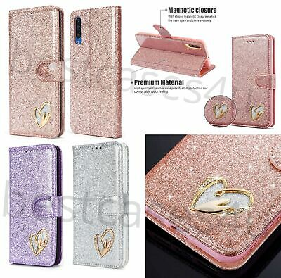 For Samsung S20 A50 A40 A10 A70 Phone Case Leather Wallet Shockproof Book Cover