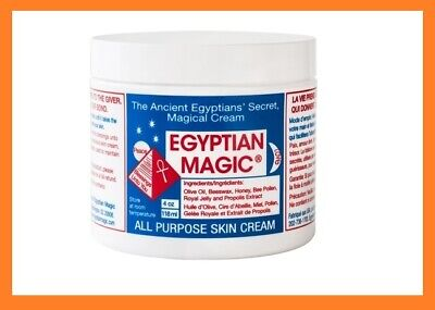 Egyptian Magic - All Purpose Skin Cream - 118ml Moisturiser Brand New Face Body