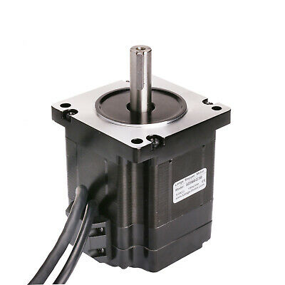 1PC NEMA34 34SSM8460-EC1000 Closed-Loop Stepper motor 101MM 5N.M 6A 1000line CNC