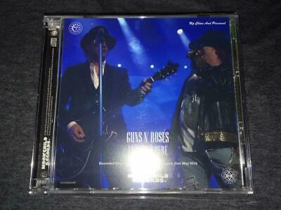 Guns N' Roses IZZY Was Here CD 3 Discs 30 Tracks Moonchild Records Hard Rock F/S