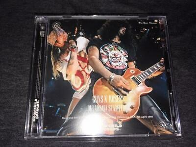 Guns N' Roses Oklahoma Stampede CD 2 Discs 21 Tracks Moonchild Records Hard Rock