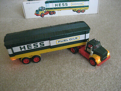 1970's Hess Toy Truck