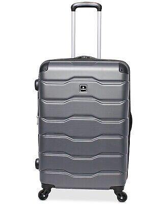 $240 NEW Tag Matrix 2.0 24'' Hard Spinner Wheels Suitcase Luggage Gray