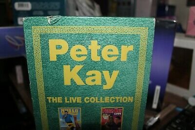 Peter Kay - The Live Collection - Live At The Top Of The Tower/Live At The...