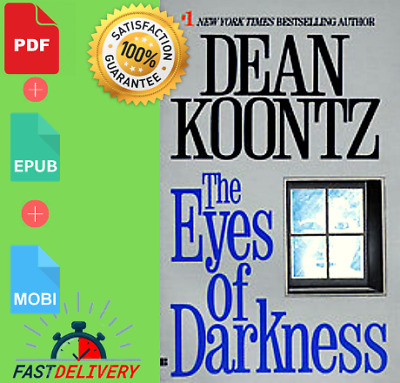 The Eyes of Darkness pdf  file 1981 Thriller novel by Dean Koontz Virus Outbreak