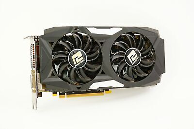 Powercolor Radeon RX 480 8GB Red Dragon - B1, B10 - Fan Defect, Unstable