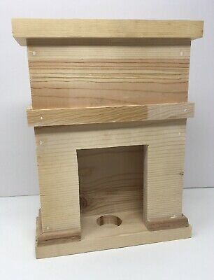 """18/"""" doll furniture Fireplace Only"""