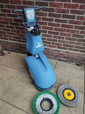 FIMOP Genie B Scrubber Dryer (With New Brush & Pad Drive Board)