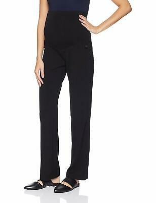 Motherhood Maternity Womens Pants Black Size Small S Dress Stretch $39- 904