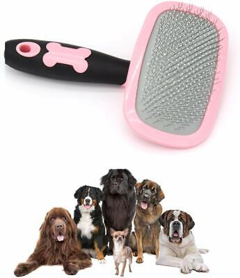 Pet Comb Grooming Comb Dog Hair Cleaning Slicker Brush 360 Degree Massage Tools