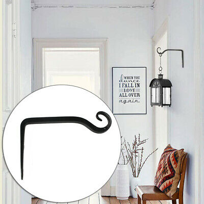 Rustic Cast Iron Wall Coat Hooks Hat Hook Hardware  Kitchen Towel Rack Holder