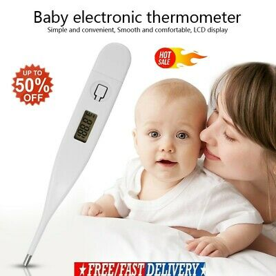 Medical digital liquid crystal thermometer thermometer baby oral temperature