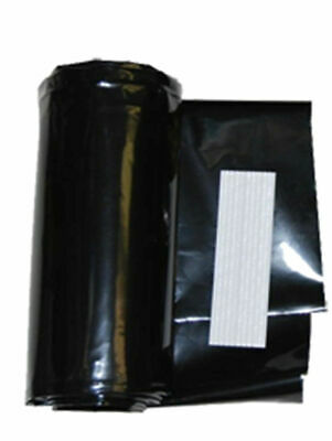 """2 Count Animal Pet Cadaver Bag 4 Mil XLARGE 41""""x57"""" Heavy Duty Lawn Care Bags"""