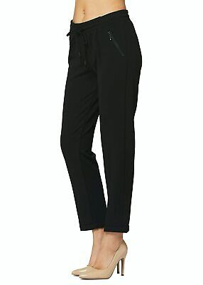 Premium Women's Stretch Dress Pants - Wear to Work - All Day Comfort - Solids an