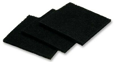 Carbon Filters for use with WSA350 Smoke Absorber (Pack of 3)