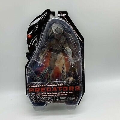 Predators Falconer Predator Action Figure Doll PVC Toy 8""