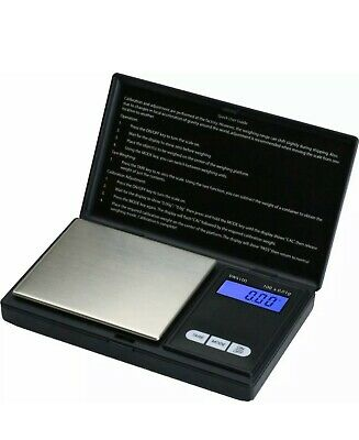 Mini Digital Electronic Pocket Gold Jewelry Weighing Scales 0.1gm to 500 gms UK