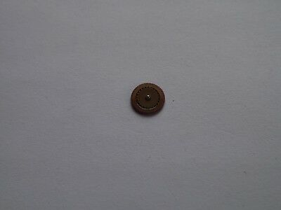 Rolex genuine used reversing wheel mounted. Part 2130-540. Fits 2130, 2135.