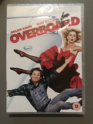 Overboard (DVD, 2001) Goldie Hawn Kurt Russell Brand New And Sealed