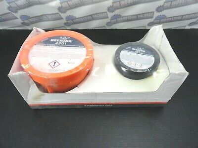 BELZONA 4301- Two Part Composite / MAGMA CR1 HI-BUILD (NEW in BOX)
