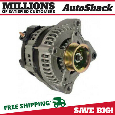 Auto Shack A2965 Alternator 110 AMP High Output 4.7L