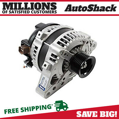 Auto Shack A2299 Alternator 110 AMP High Output 4.0L