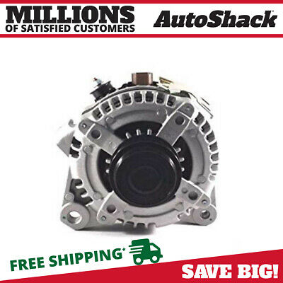 Auto Shack A2354 Alternator 110 AMP High Output 2.4L