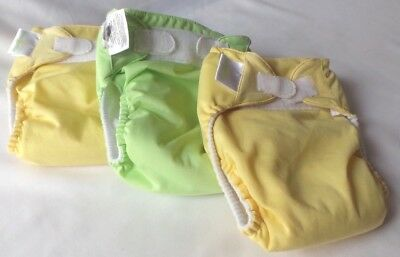 Medium & Large Sizes bumGenius All-In-One Cloth Pocket Diapers & Extra Liners