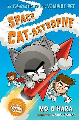 Space Catastrophe My Fangtastically Evil: My Fangtastically Evil Vampire Pet by