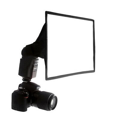 Universal Foldable Softbox Flash Diffuser Dome For Canon Nikon Sony Pentax RA