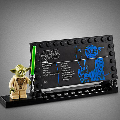 Lego 75255 Star Wars Yoda, Construction Set, Multicoloured