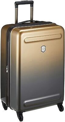 Brand New with Tags Victorinox Etherius Medium Expandable Spinner, Bronze
