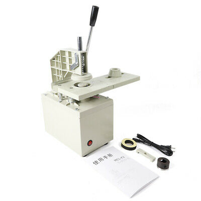 Electric Curtain Eyelet Hole Punch Machine Curtain Hole Punching 110V/60HZ 300W