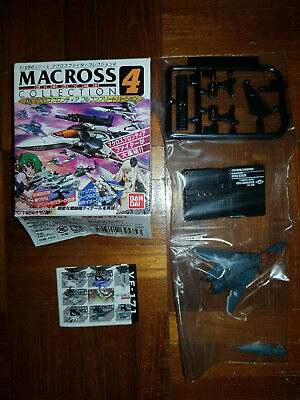 Macross Frontier Fighter Collection 1//250 VF-25F Sheryl Deculture Brand New
