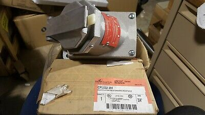 COOPER CROUSE HINDS CPS532-201 Delayed Action Arktite Receptacle