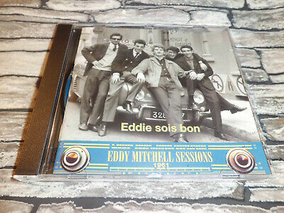 Eddy Mitchell  Sessions Eddy Soit Bon 1961 / Cd 26 Titres  Rare