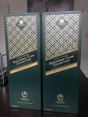 Johnnie Walker Explores' Club Collection - The Gold Route - Case and Bottle only