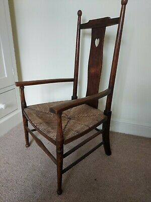 Arts and crafts chair