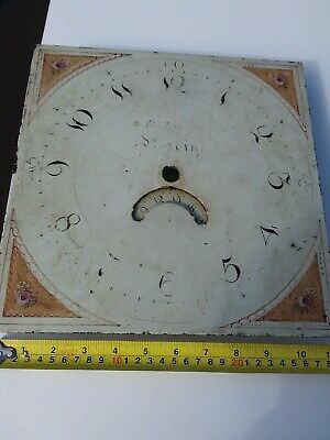 30 Hour Grandfather Clock dial plate