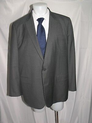 Brooks Brothers Golden Fleece Fitzgerald Full Canvas Two Button Blazer 50L