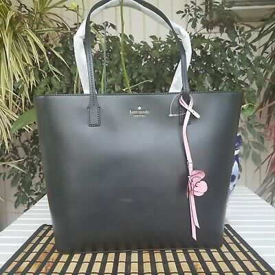 Kate Spade Felicity Street Karla Tote ...BLACK...NWT  RETAIL: $329. SOLD OUT!!!!