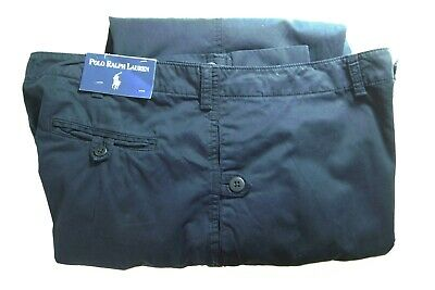 NWT Ralph Lauren Polo Jeans Co Men's Navy Cargo Pants Size 38 X 32 NEW