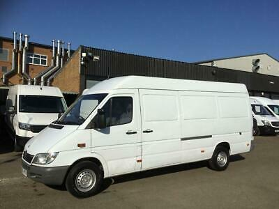 2003 53 Mercedes-Benz Sprinter 2.2 311Cdi Lwb High Roof 109Bhp. Last Owner For 1