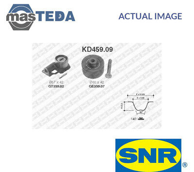 Snr Timing Belt / Cam Belt Kit Kd45909 P New Oe Replacement