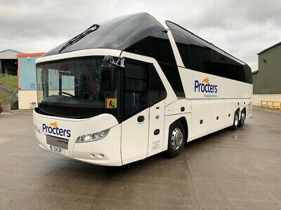 2013 Neoplan Starliner 53 seat executive coach